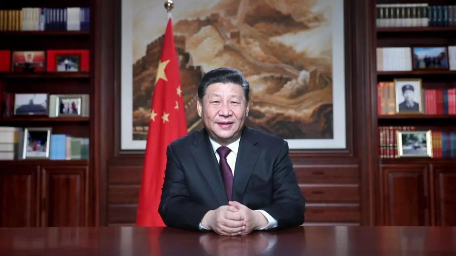Новогоднее обращение Председателя КНР Си Цзиньпина по поводу наступления 2019 года